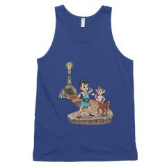 Hercules Finds a Ring Tank Top