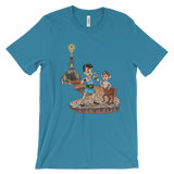 Hercules Finds a Ring T-Shirt