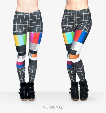 3D Print High Quality Women Leggings