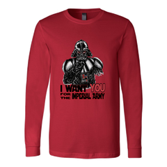 Vader wants you - Long sleeve