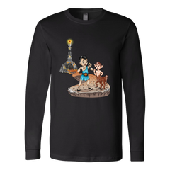 Hercules Finds a Ring Long Sleeve