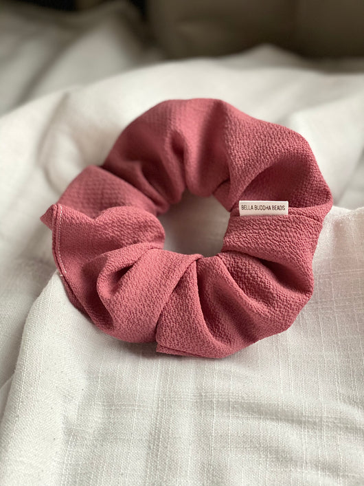 Raspberry Dream Scrunchie