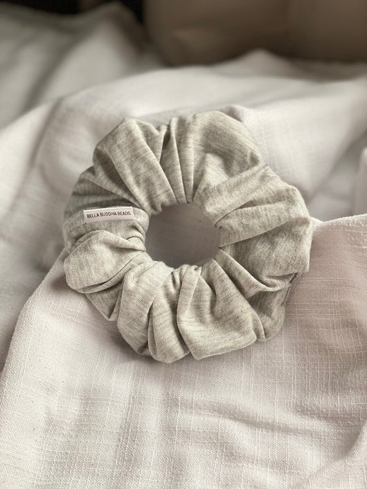 COOL GIRL GREY Scrunchie