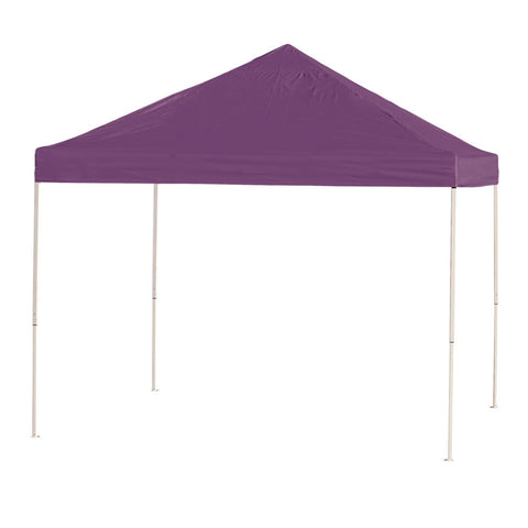 10 Ft. W x 10 Ft. D Straight Leg Pop-up Canopy - Canopy - Shop Patios