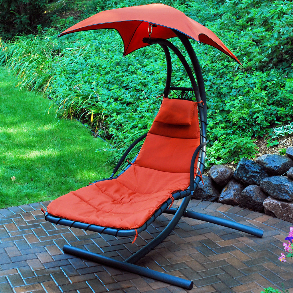Algoma Cloud 9 Hanging Chaise Lounger - Chaise - Shop Patios