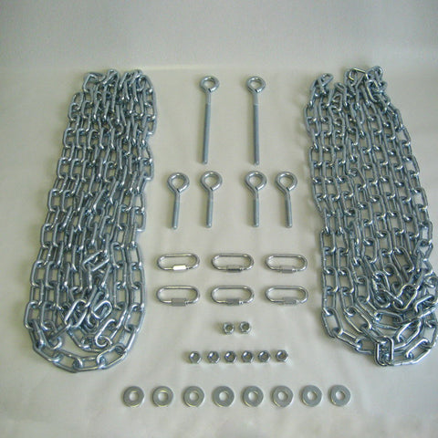 34 pc. Swing Hardware Kit - Swing Kit - Shop Patios