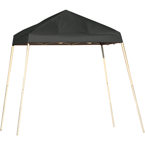 10x10 SL Pop-up Canopy, Black Cover, Black Roller Bag - Canopy - Shop Patios