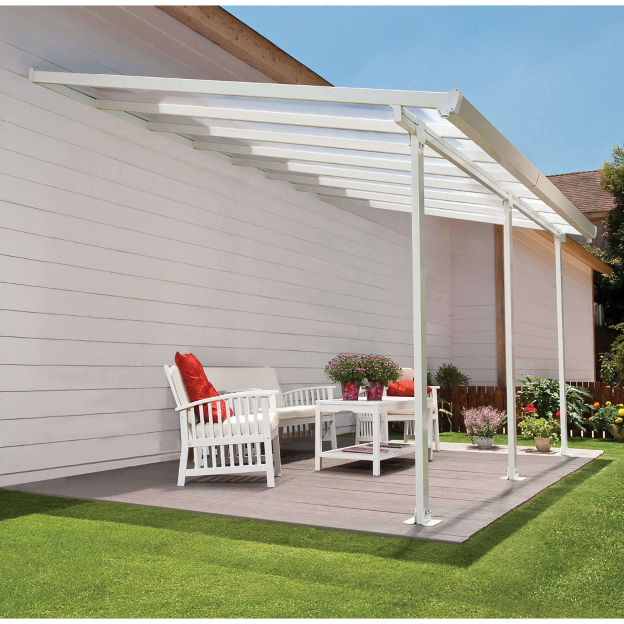 dining home set kits sets awning cover supply for full covers patio furniture door lowes superior roof cost table chairs aluminum awnings bench size doors bar