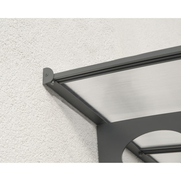 d pin x h palram twin wall polycarbonate in awning neo