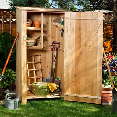 27-in Garden Hutch - Garden - Shop Patios