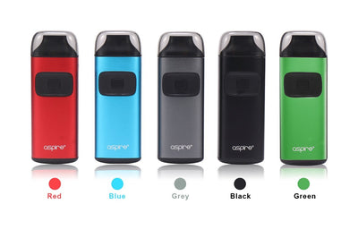 Aspire Breeze Kit Salt Nerd Combo