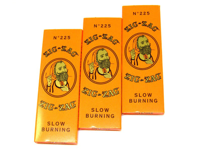 Zig Zag Orange 1 1/4 Rolling Papers