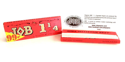 JOB Cigarette Rolling Papers 1 1/4