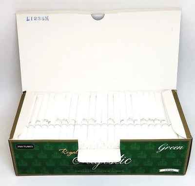Royal Majestic 100MM Menthol Cigarette Tubes