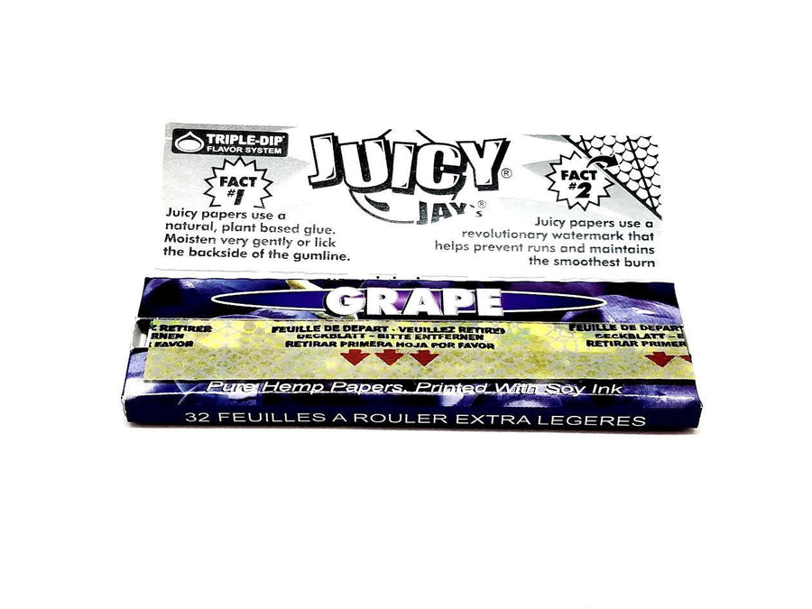 Juicy Grape Flavored Rolling Papers 1 1/4