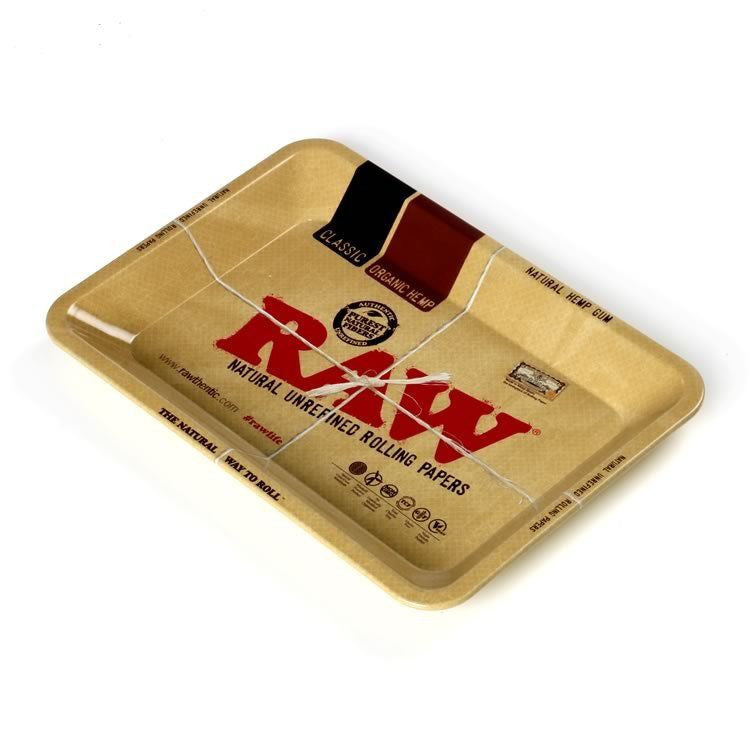 RAW Classic Mini Metal Rolling Tray