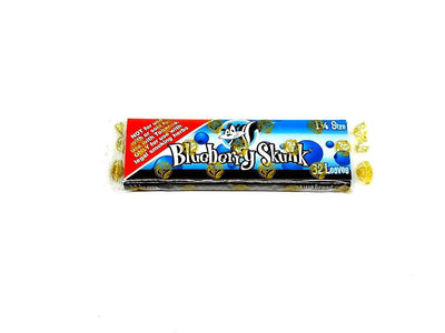 Skunk Blueberry Flavored Rolling Papers