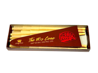 Wiz Khalifa Raw The Wiz Cone King Size