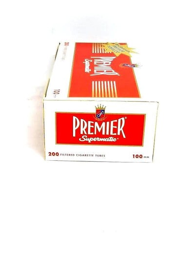 Premier Full Flavor Red Cigarette Tubes 100MM
