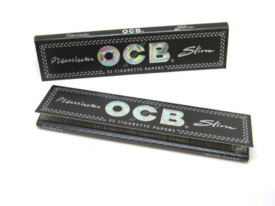 OCB Premium Kingsize Slim Rolling Papers