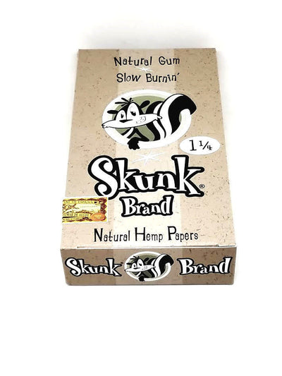 Skunk Brand 1 1/4 Rolling Papers