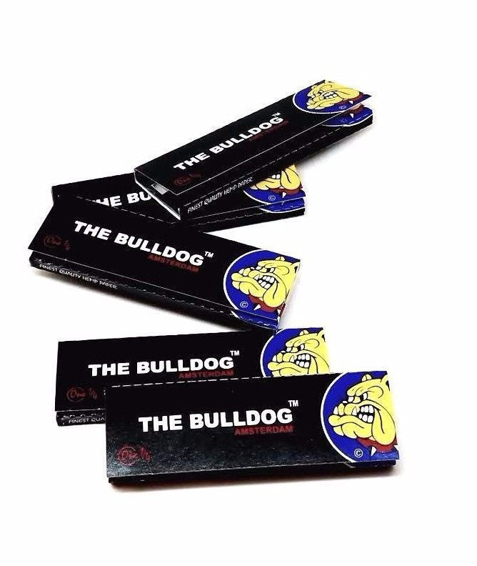 BullDog Rolling Papers Regular 1 1/4