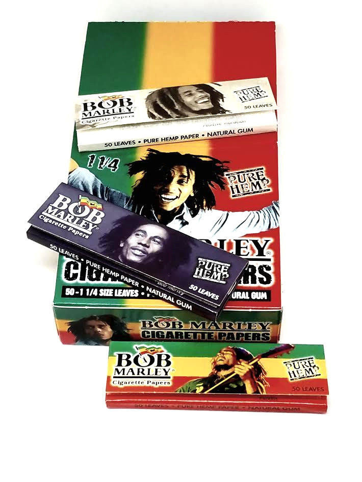 bob marley rolling papers 1 1 4