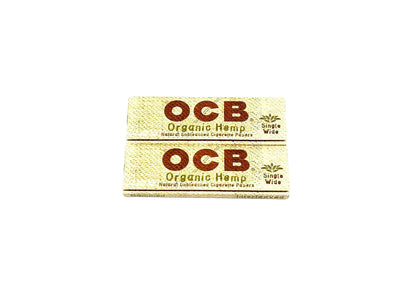 OCB Small Artist Tray Rolling Papers Bundle