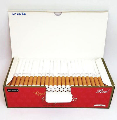 Royal Majestic 100MM Full Flavor Cigarette Tubes