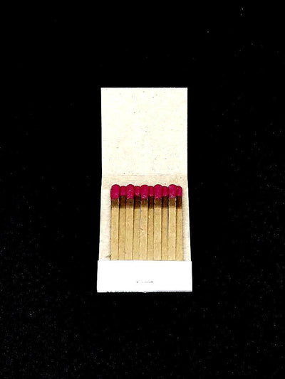 Matchbooks Plain White