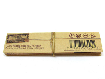 RAW Classic King Size Slim Connoisseur Rolling Papers