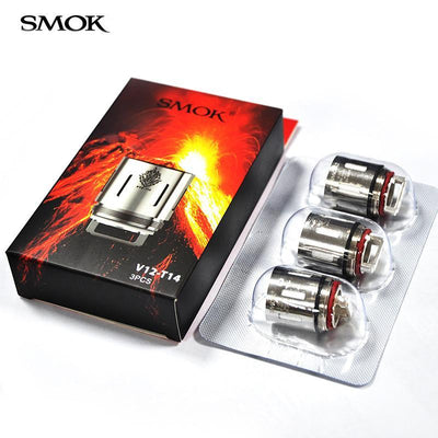 SMOK V12-T14 Turbo Engines Replacement Coils - 3 Pack