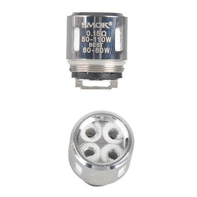 SMOK V12-T8 Turbo Engines Replacement Coils - 3 Pack