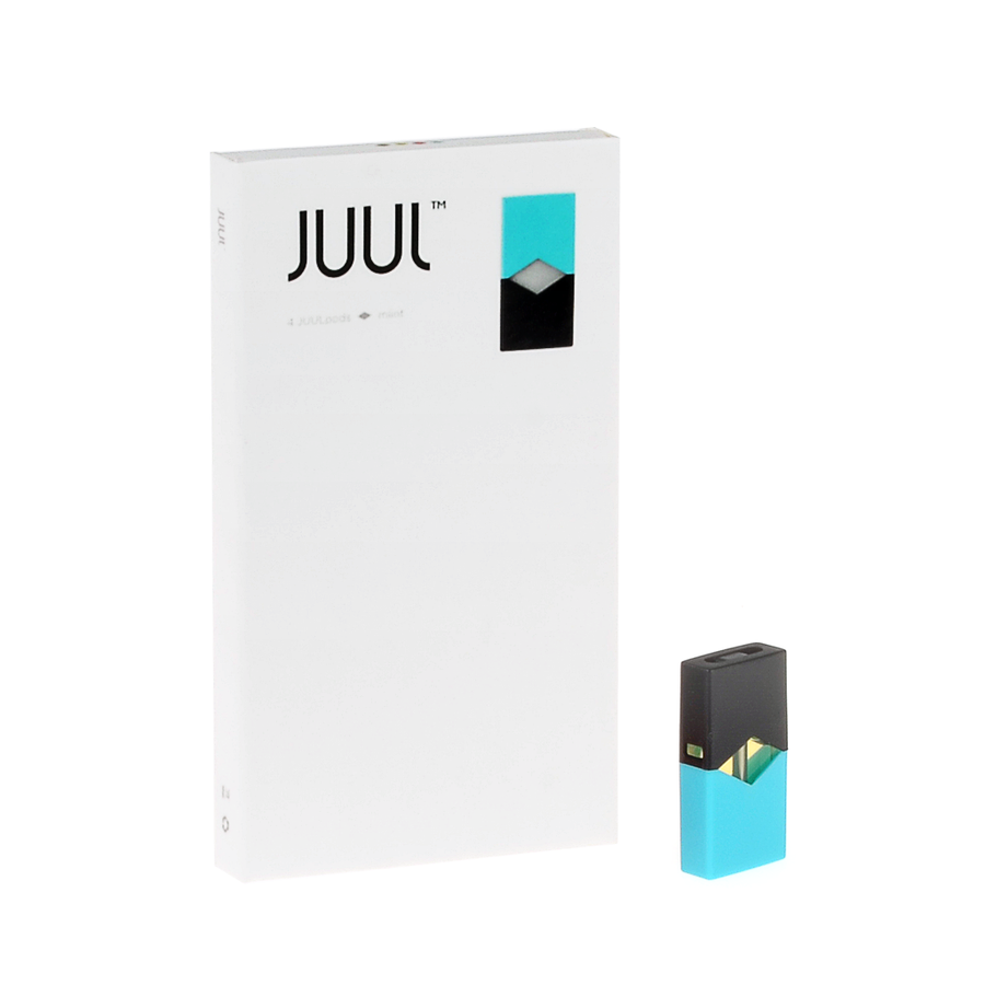 JUUL e-Cig Replacement Pods 4- Pack
