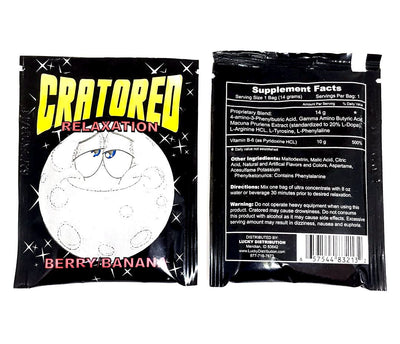 Cratored Relaxation - Berry Banana