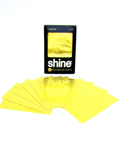 Shine Tyga 24K King Size Rolling Papers