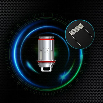 Smok Vape Pen Mesh Replacement Coils - 5 Pack