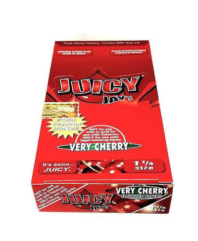 Juicy Very Cherry Flavored Rolling Papers 1 1/4