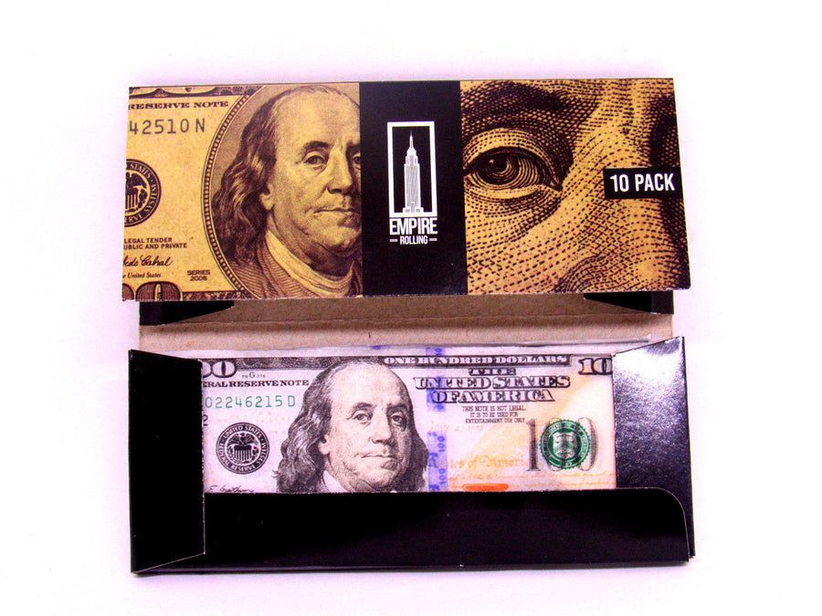 Empire Paper's $100 Rolling Paper