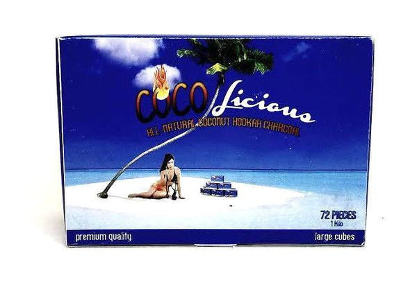 Cocolicious Hookah Charcoal
