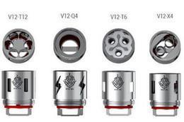 SMOK V12-X4 Turbo Engines Replacement Coils - 3 Pack