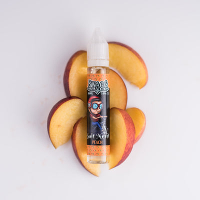 Salt Nicotine Juice Peach