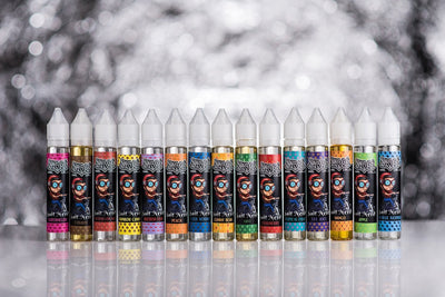 Salt Nicotine Ejuice e-juice salt vape