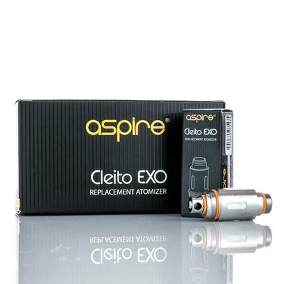 ASPIRE CLEITO EXO REPLACEMENT COIL  0.16ohm