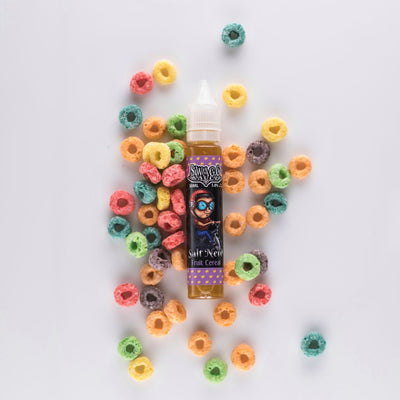 Swagg Sauce Salt Nerd Nicotine Juice 30ML 50MG