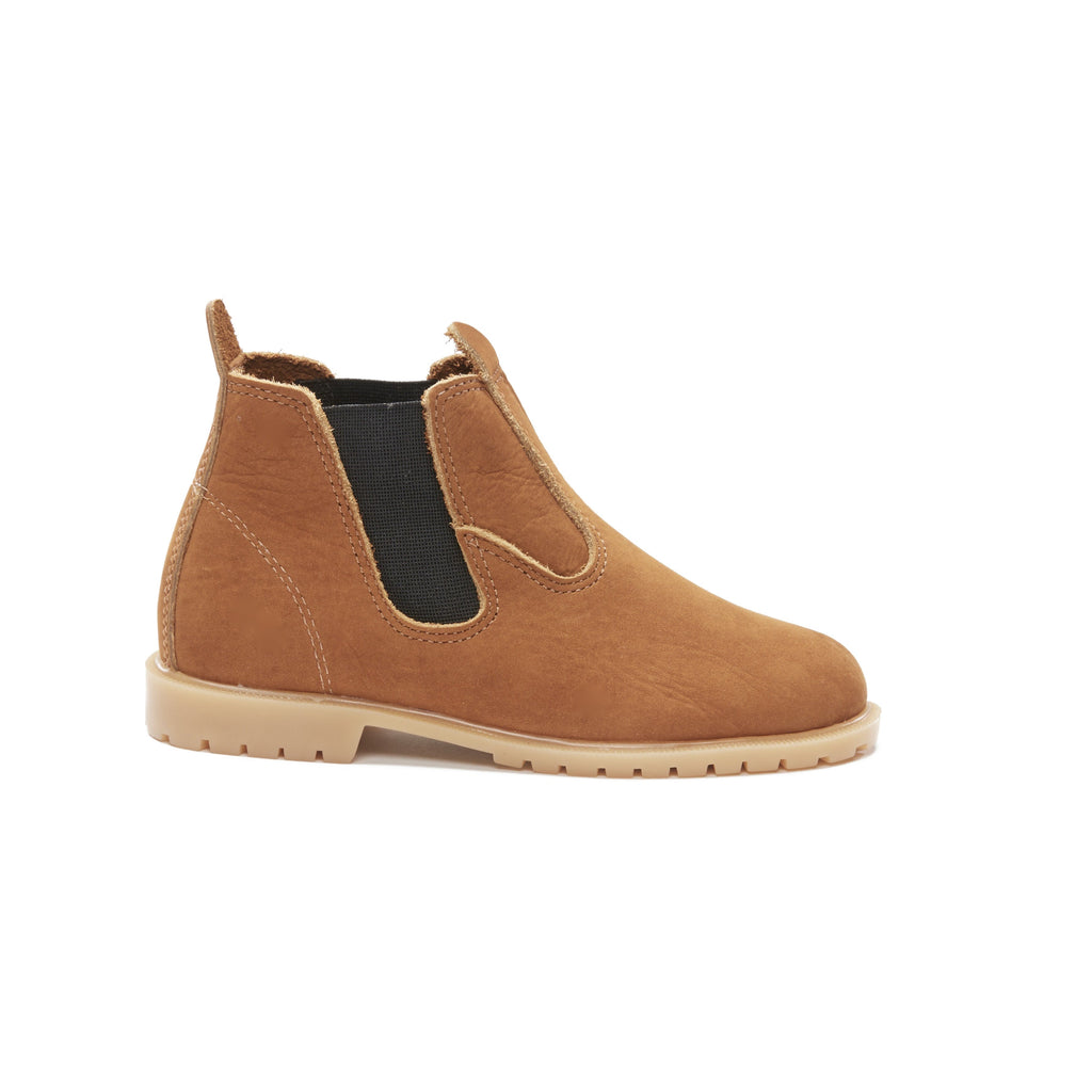 genuine leather chelsea boots kids great for playing
