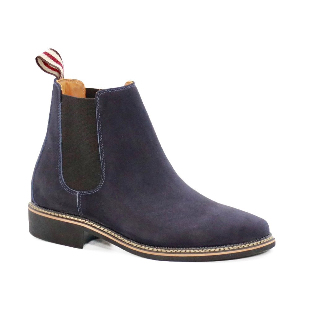 DE WULF Footwear, women Chelsea boots, leather boots for women, comfortable boots women, women blue boots, winter boots women