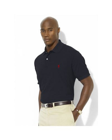 black polo men style