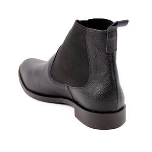 De Wulf Footwear, women shoes, women black shoes, women ankle boots, women leather boots, leather ankle boots, fashionable boots, trendy boots, comfortable boots, comfortable shoes, black ankle boots, women boots