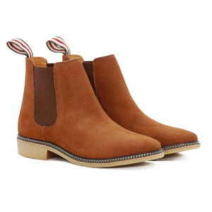 DE WULF Footwear, rust Chelsea boots men, rust shoes men, casual shoes men, best shoes for men, best Chelsea boots for men, Chelsea boots casual style